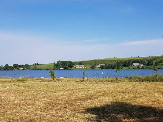 Lac de St Front