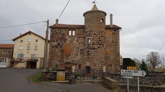 Château à Beyssac