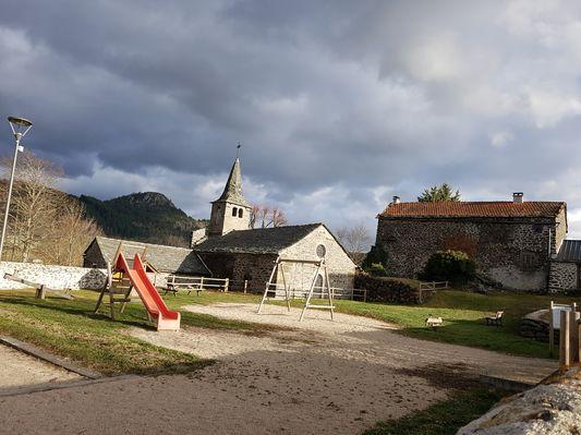 Eglise de Bessamorel